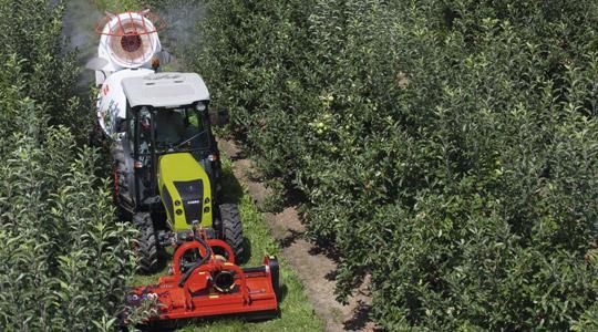 NEXOS F-FB-VL-VE - Tractors | CLAAS